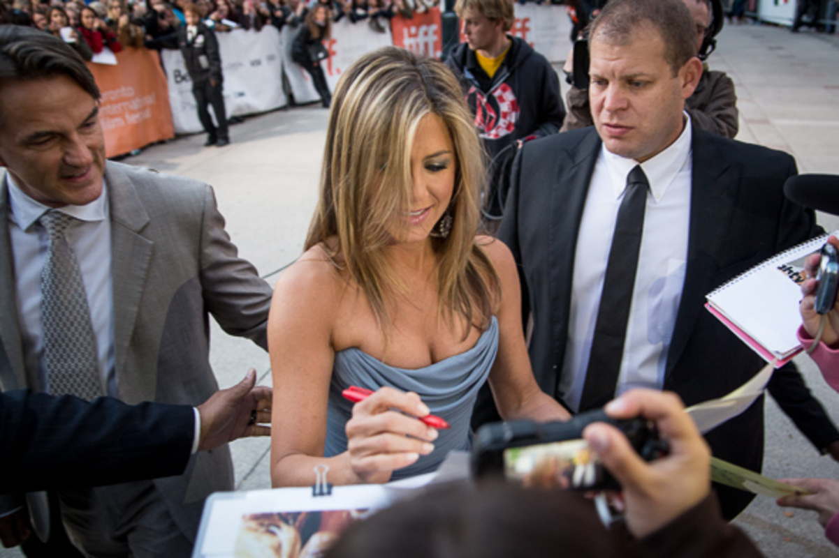 Jennifer Aniston TIFF