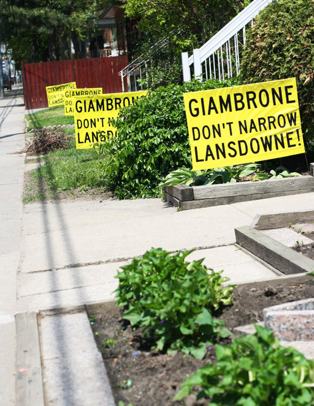 Lansdowne Ave