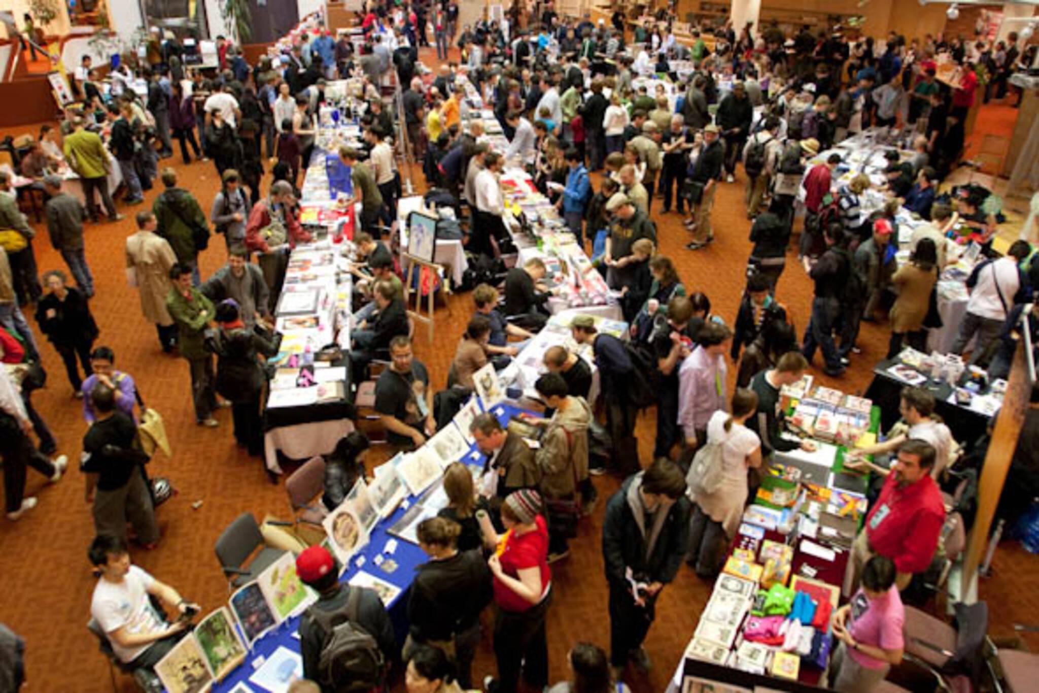 Toronto Comic Arts Festival TCAF