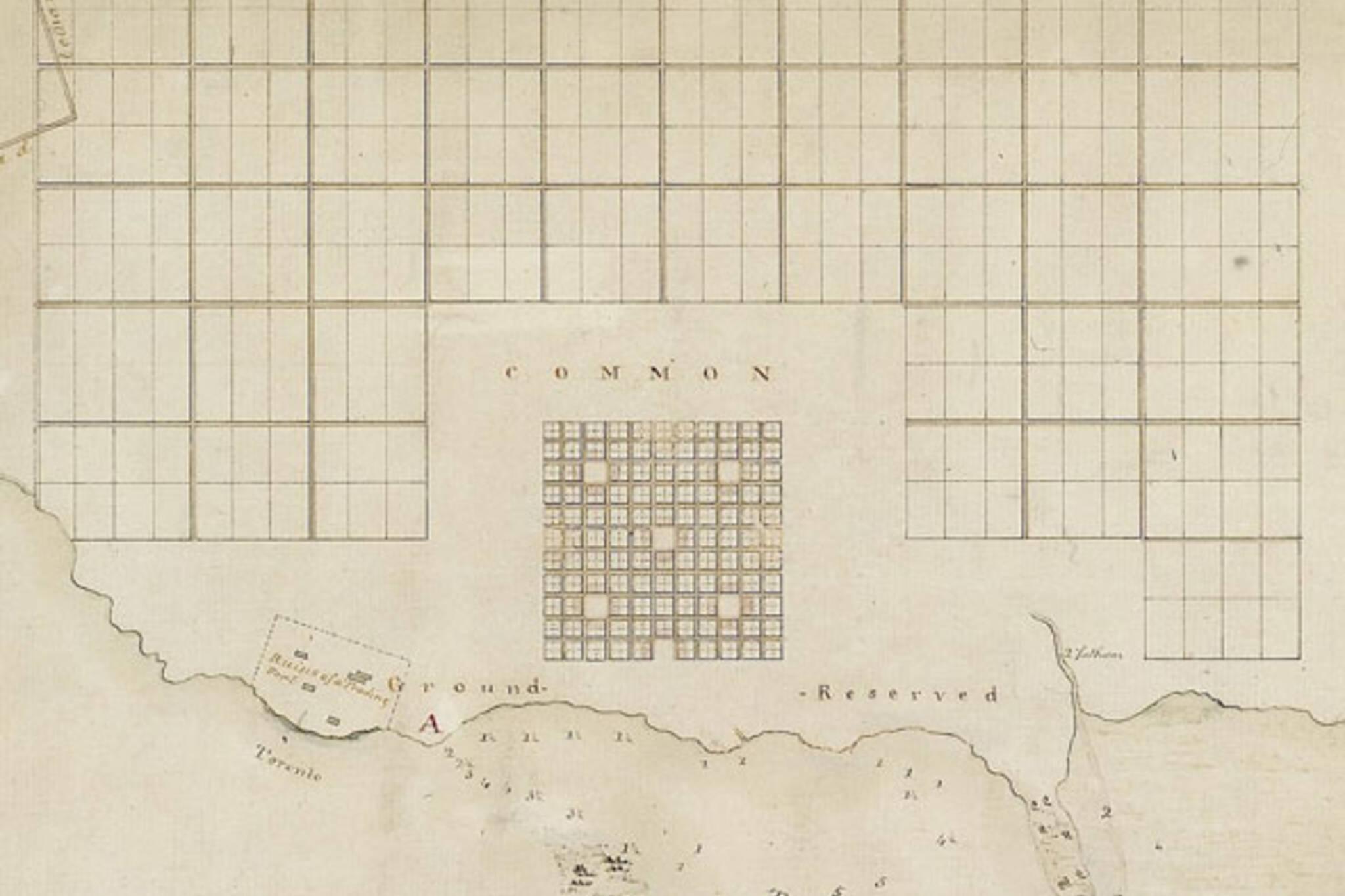 plan of toronto