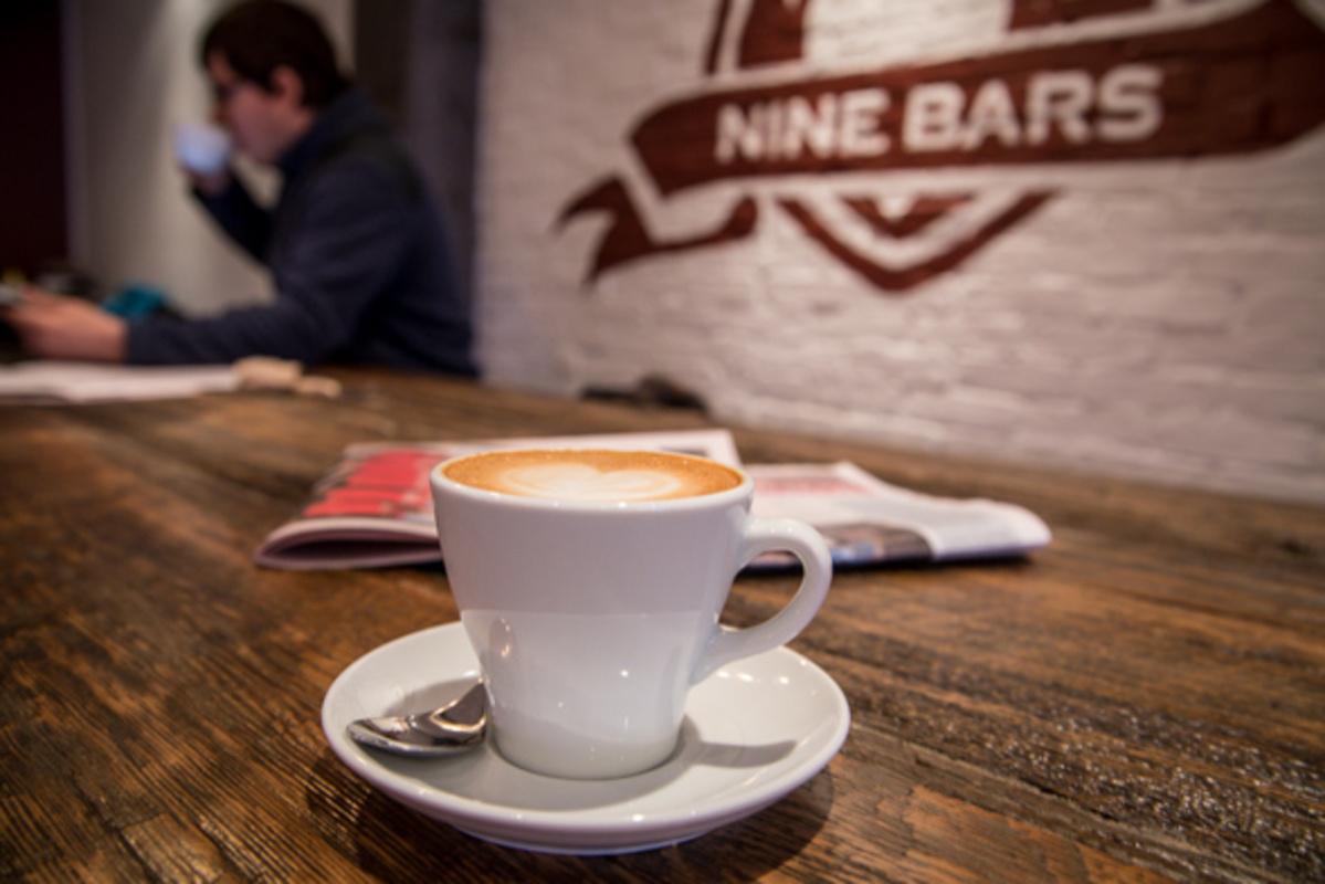 Yonge St Clair coffee shop