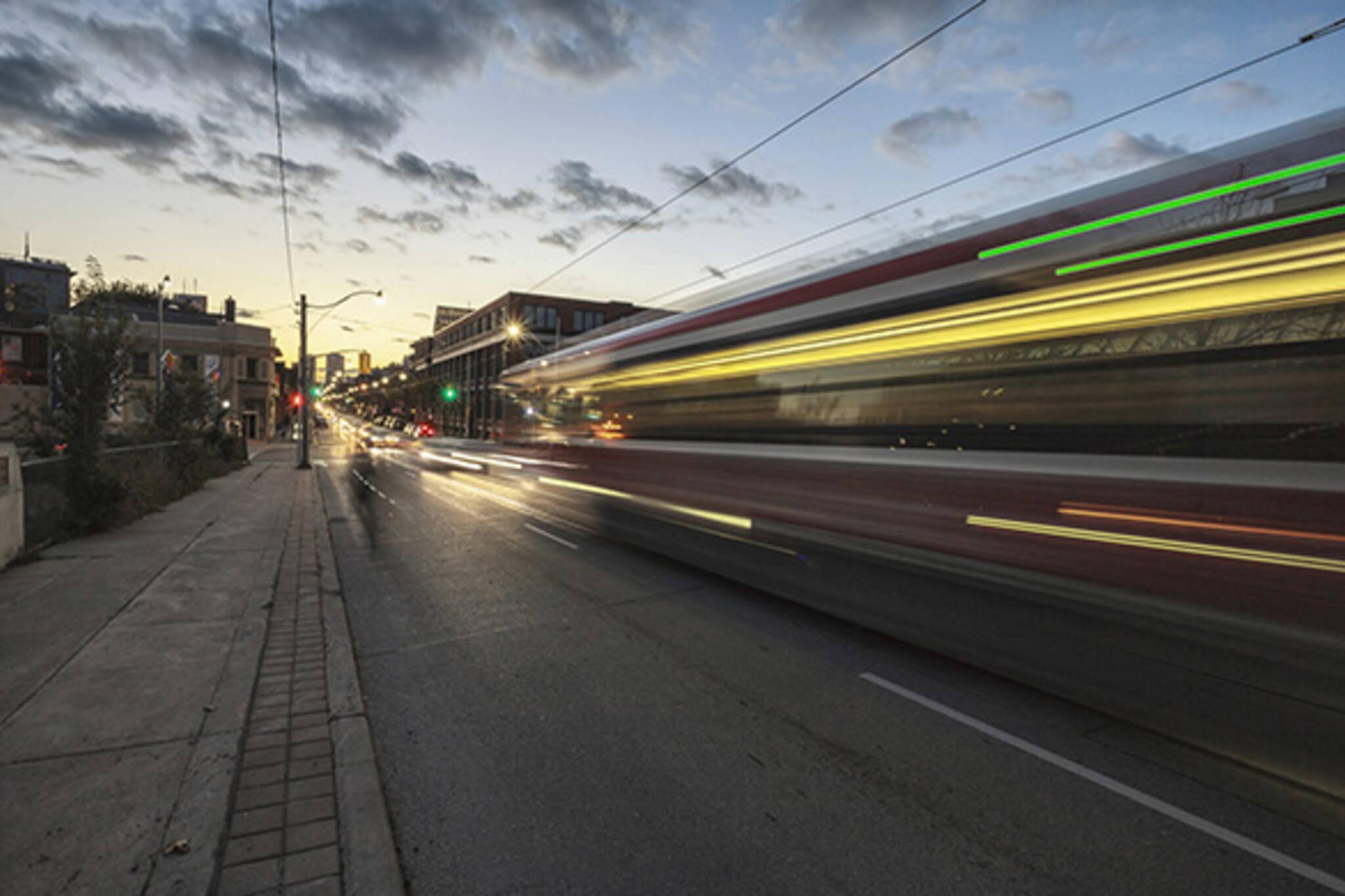 King Streetcar Toronto