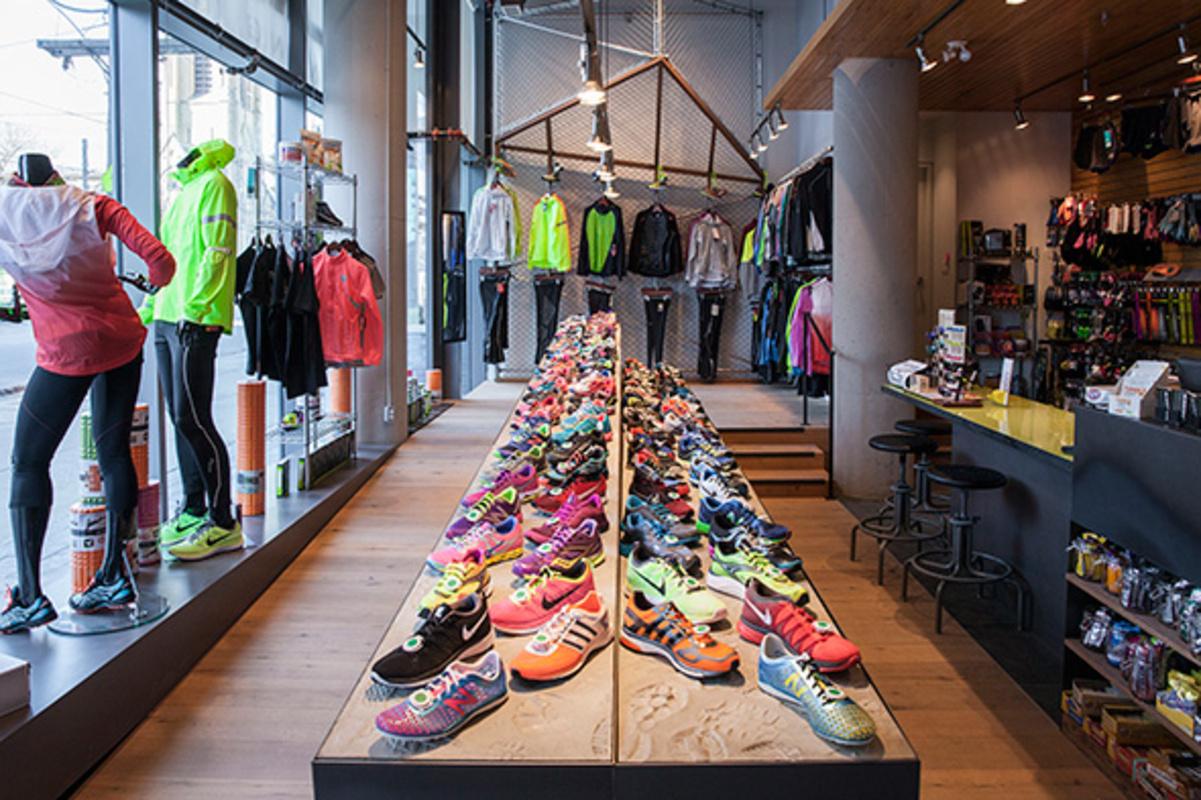 running store toronto