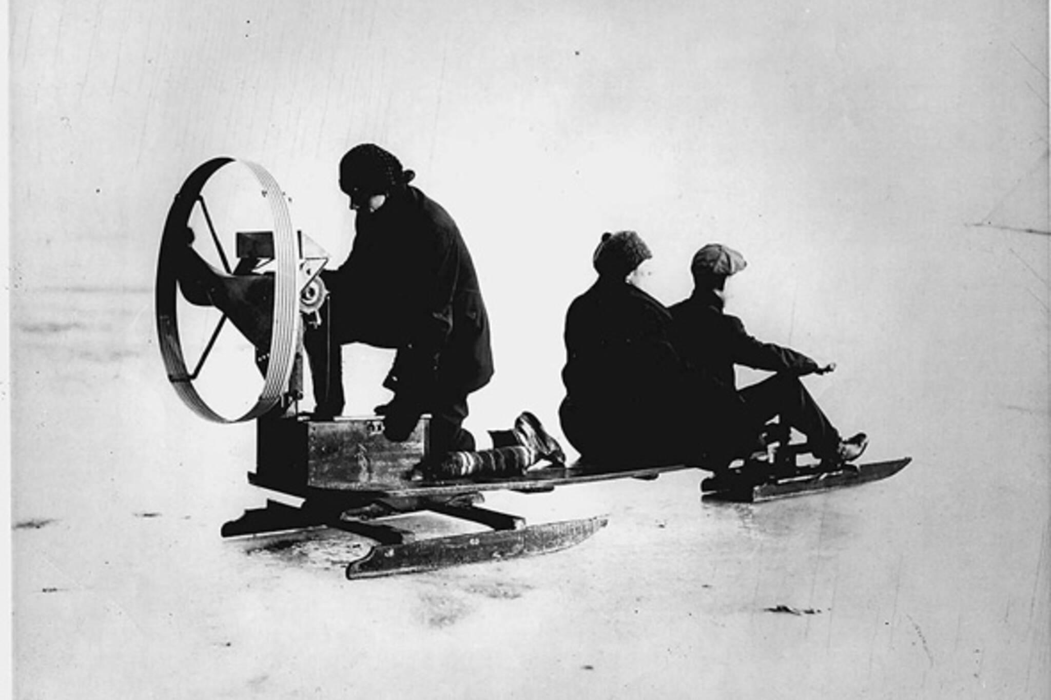 Winter Sports Toronto Vintage