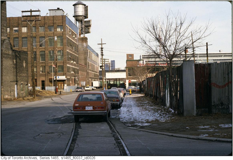Liberty Village Toronto History