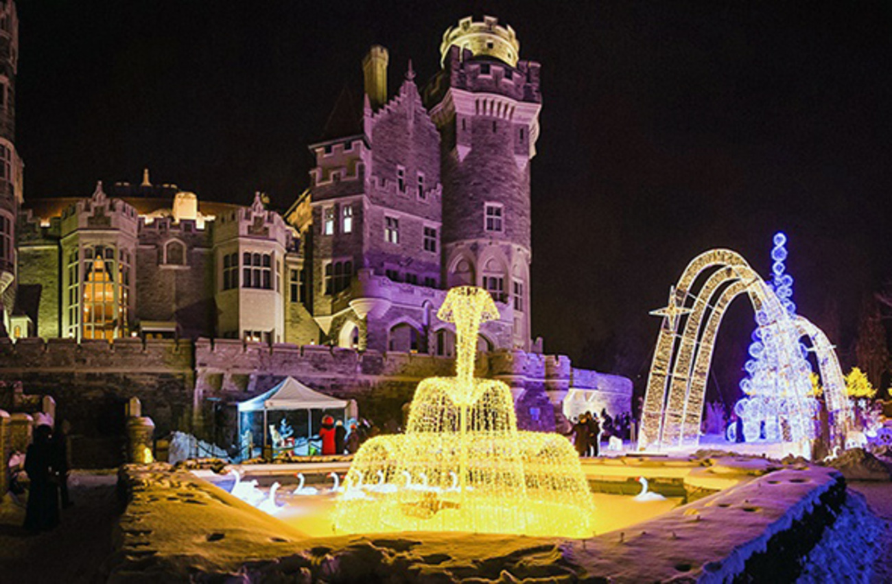Casa Loma Is About To Become A Winter Wonderland