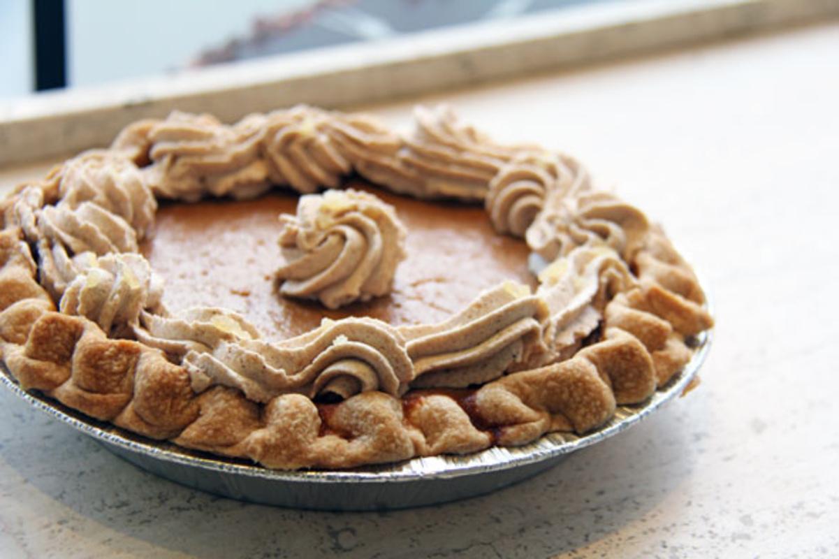 pumpkin pie toronto