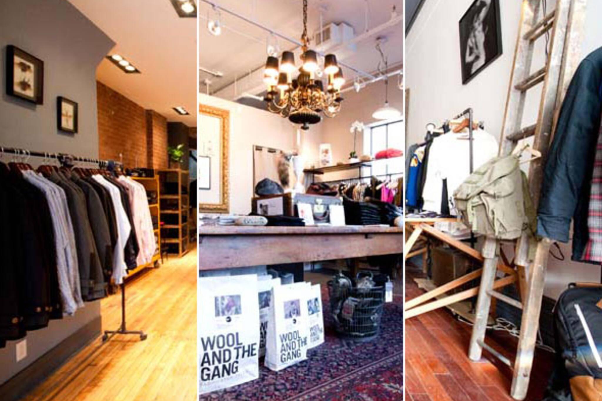 Best New Fashion Stores Toronto