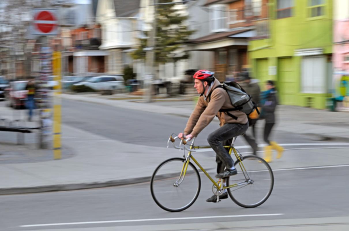 Bike License Toronto