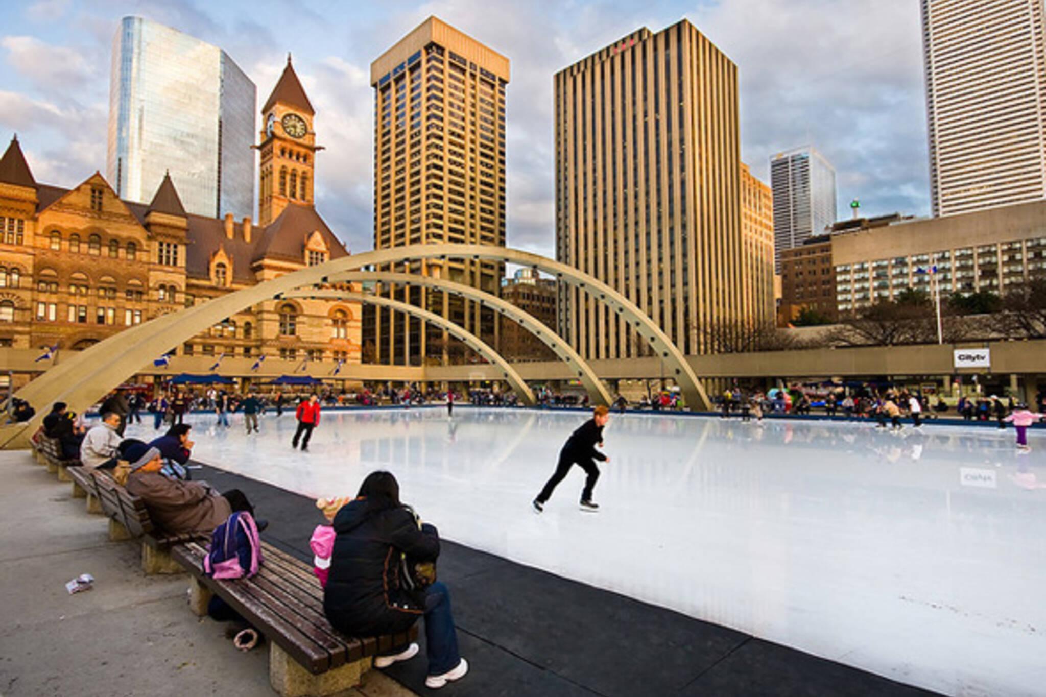 skating toronto