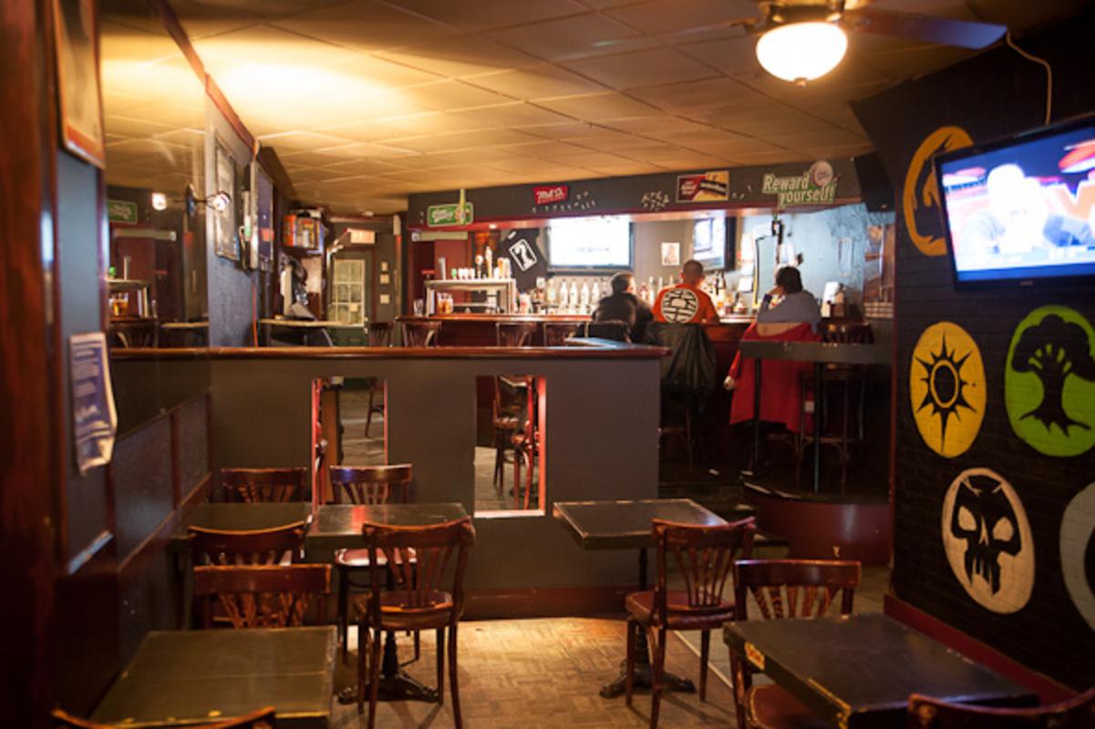 high park bar toronto