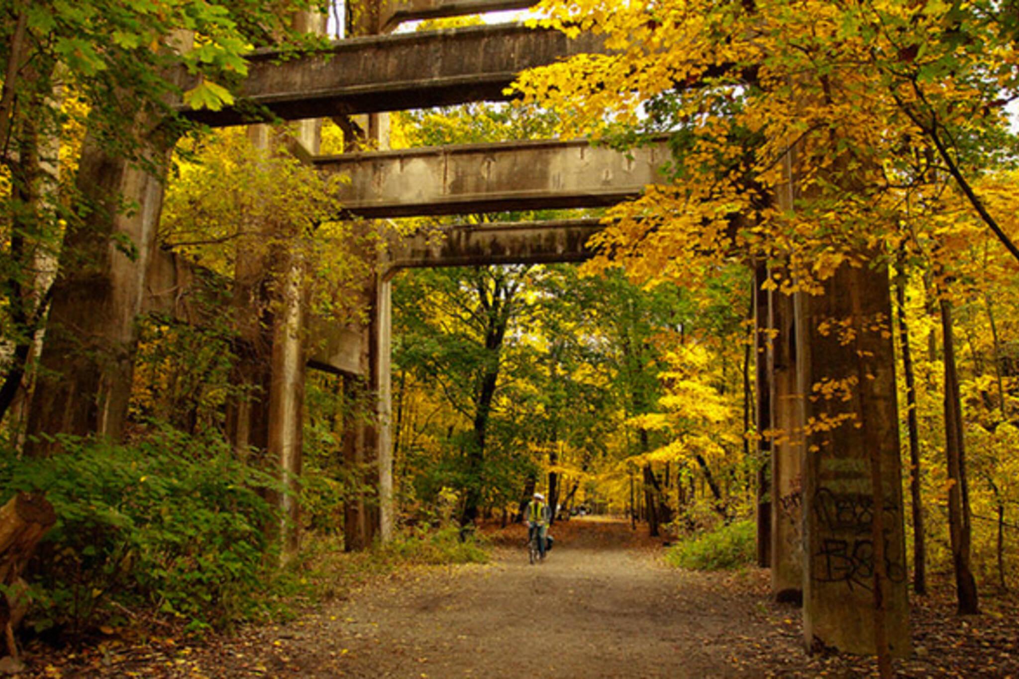outdoor fall toronto