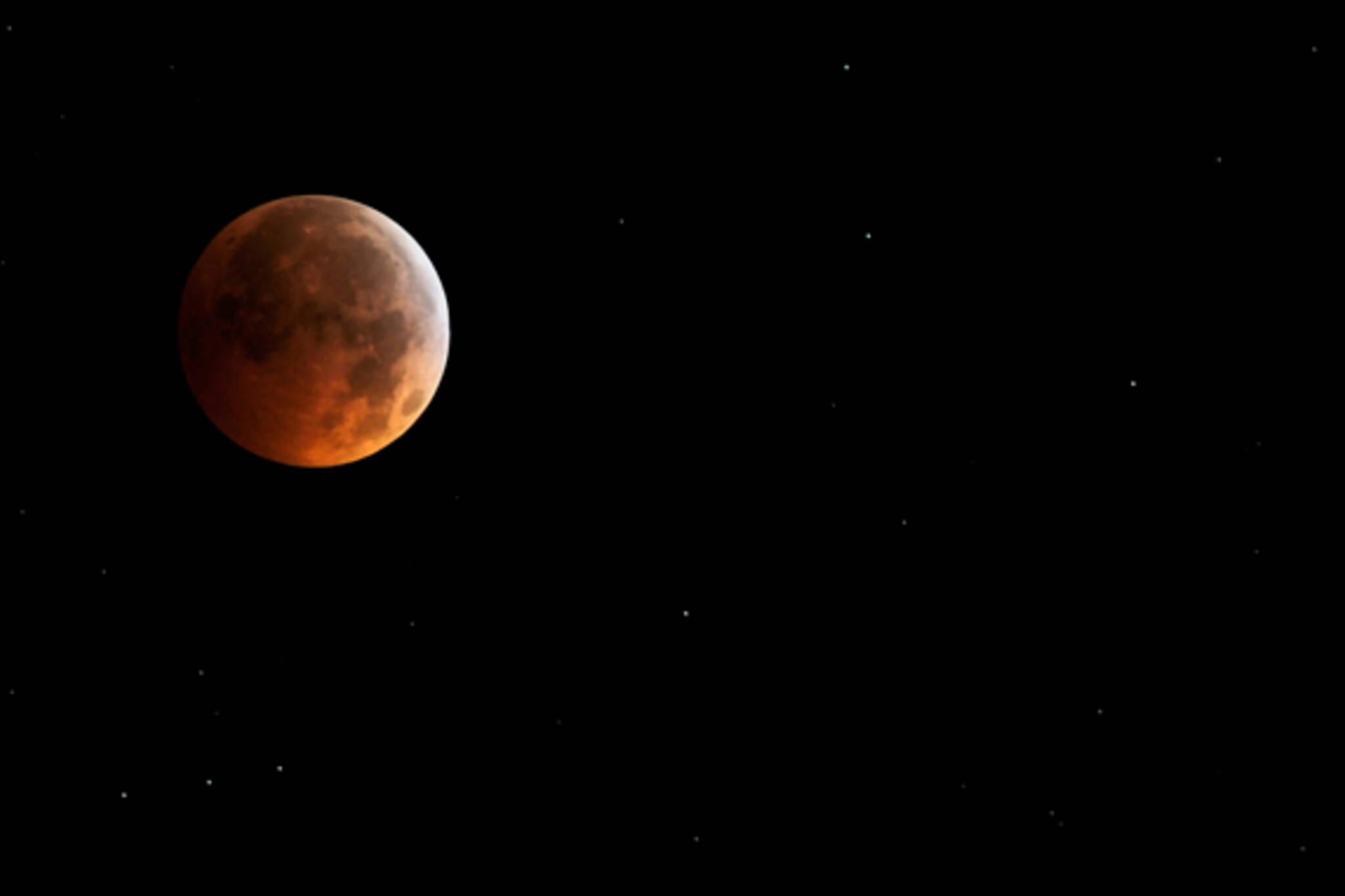 Lunar Eclipse Toronto