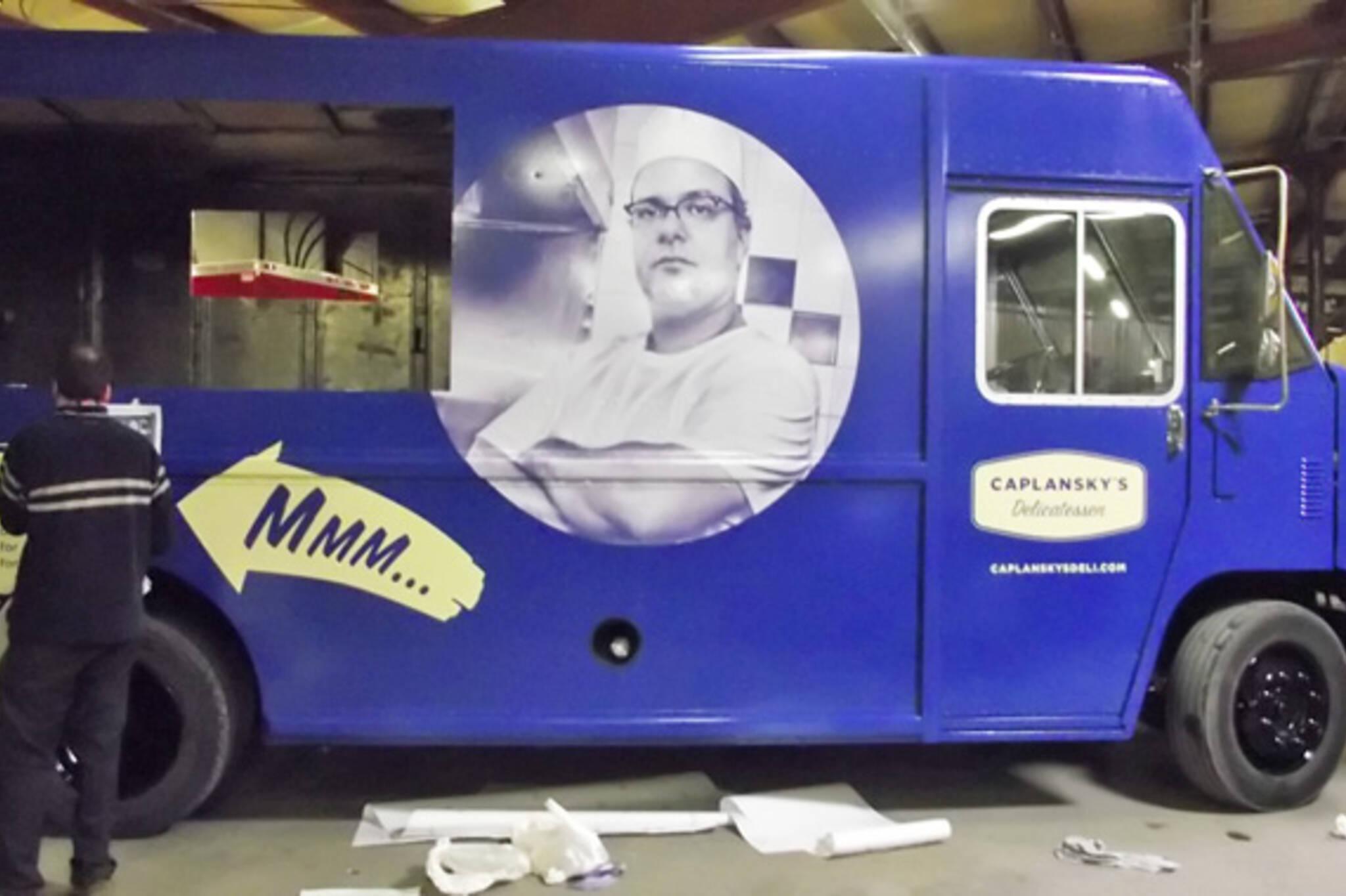 Caplansky's Food Truck