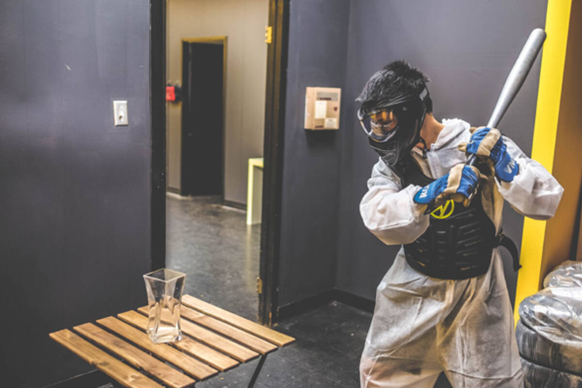 Rage Room London