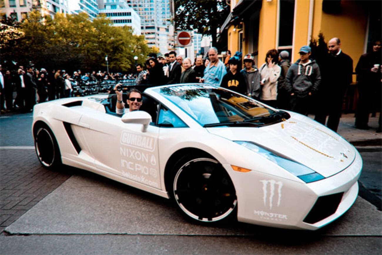 New England School Of Law >> Gumball 3000 Rally in Toronto