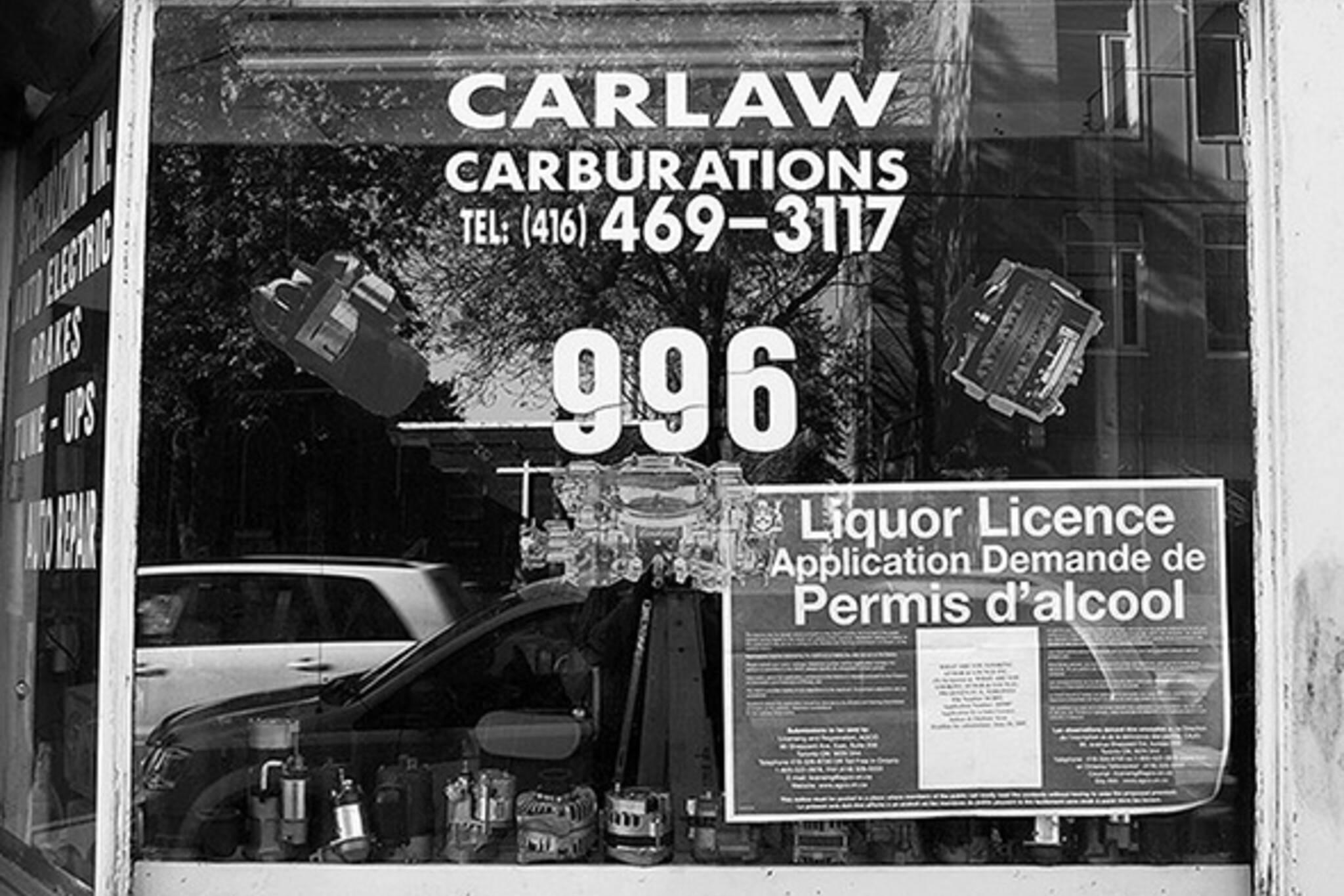 Liquor Licence Toronto