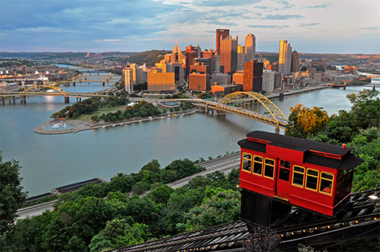 The top 7 weekend roads trips to the usa from toronto for Weekend getaways from pittsburgh