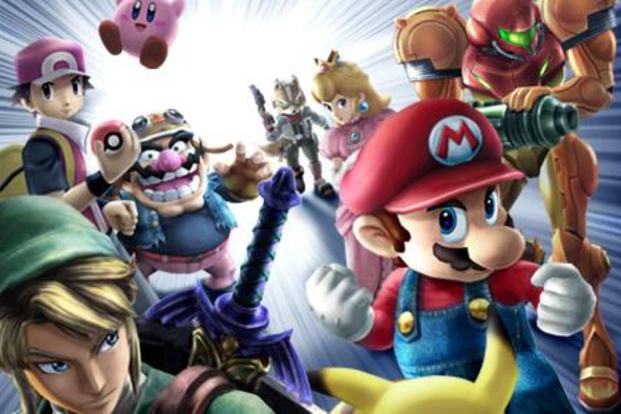 Super Smash Bros. Brawl - From Nintendo.com