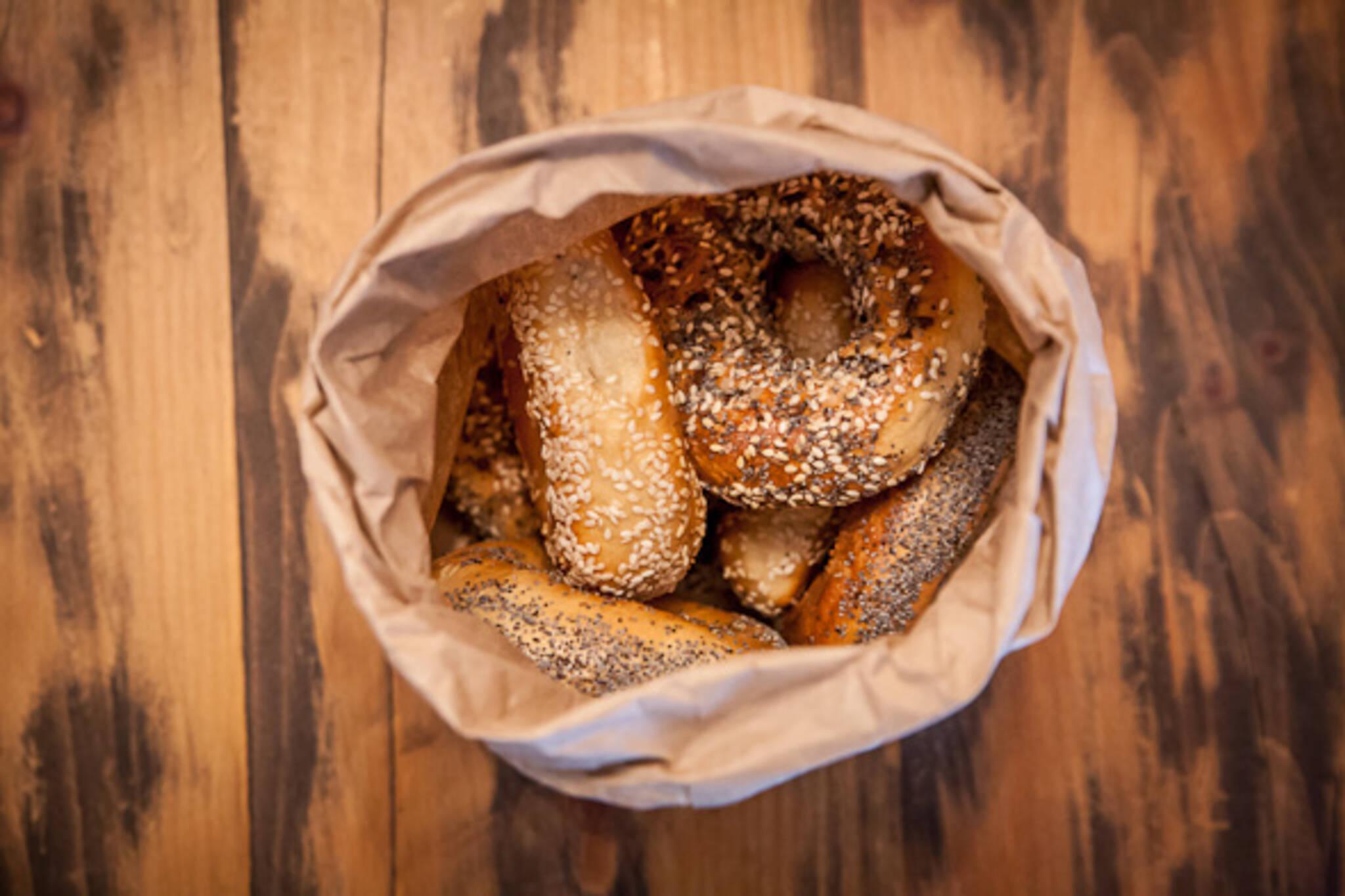 best bagels toronto