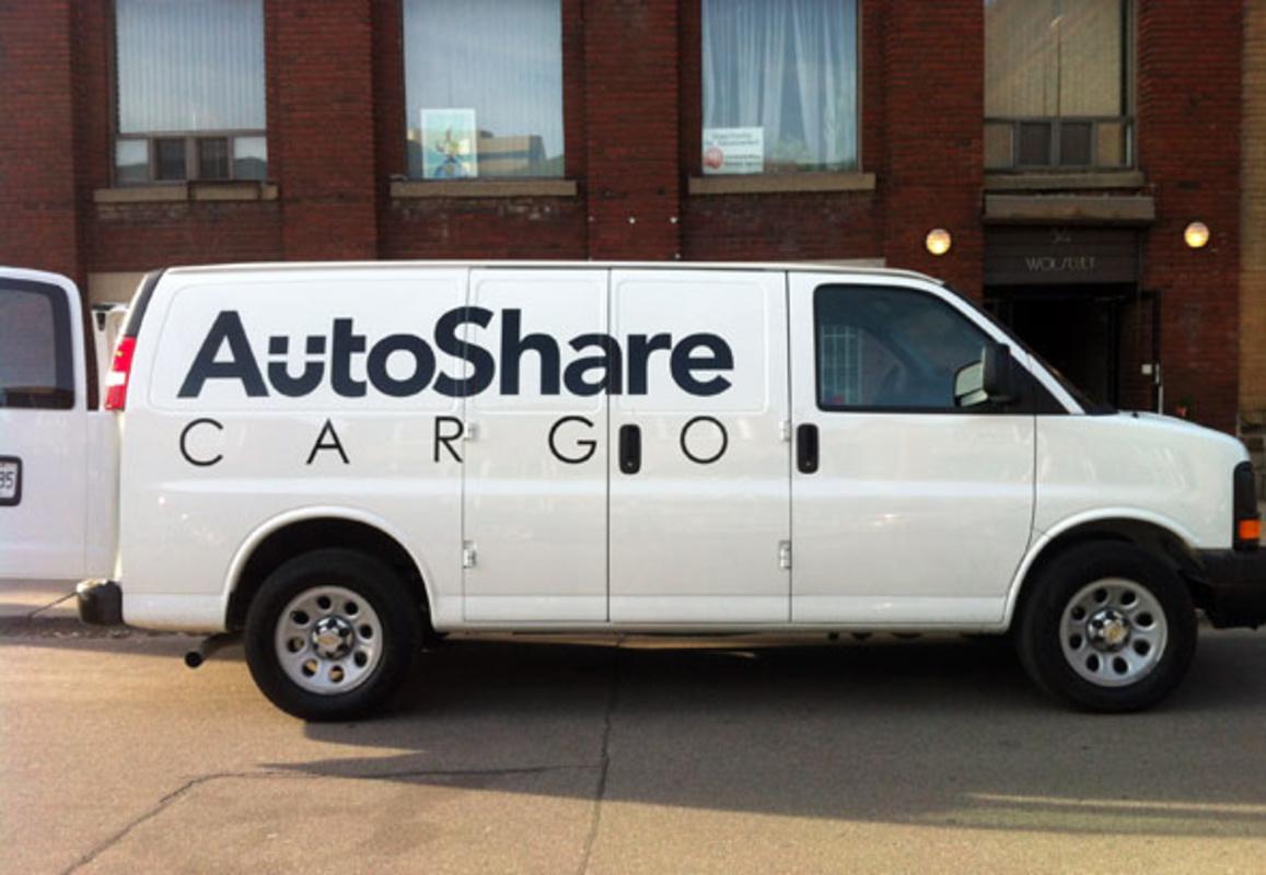 Cargo Van Rental Toronto