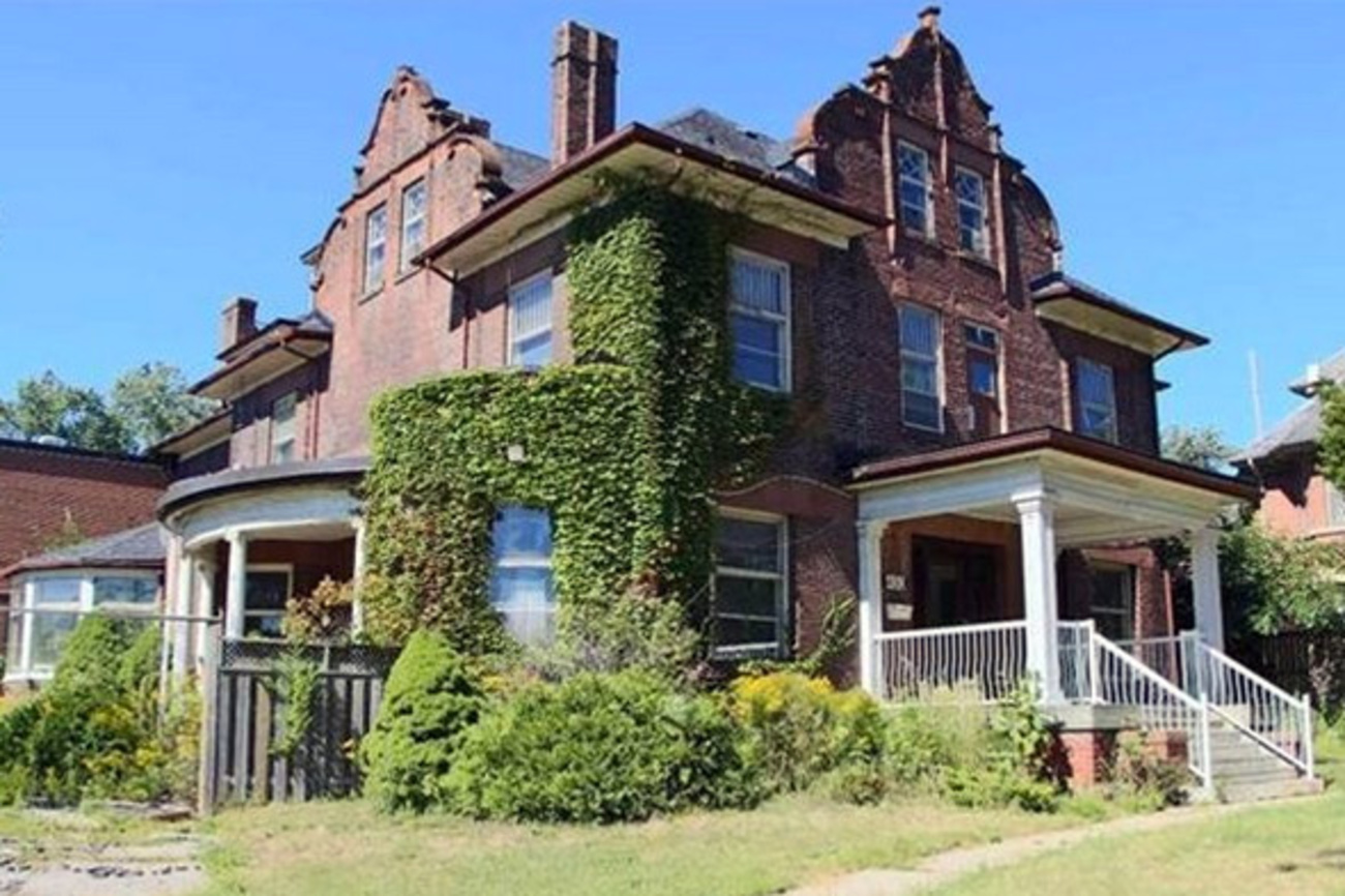 130 year old toronto home listed for sale for 1