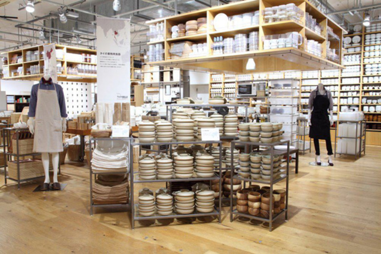 Vintage Interior Design Japanese Design Chain Muji To Open First Toronto Store