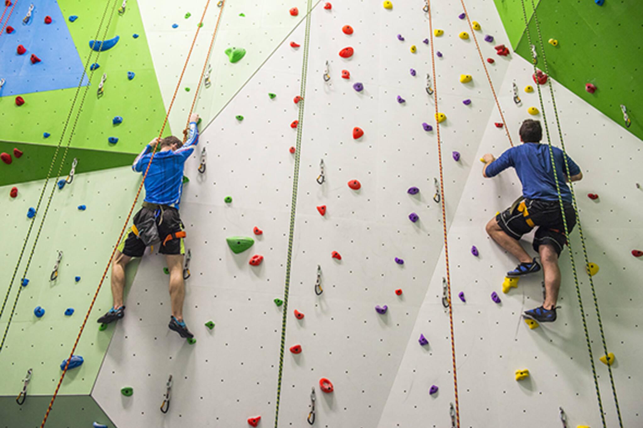 Basecamp Climbing