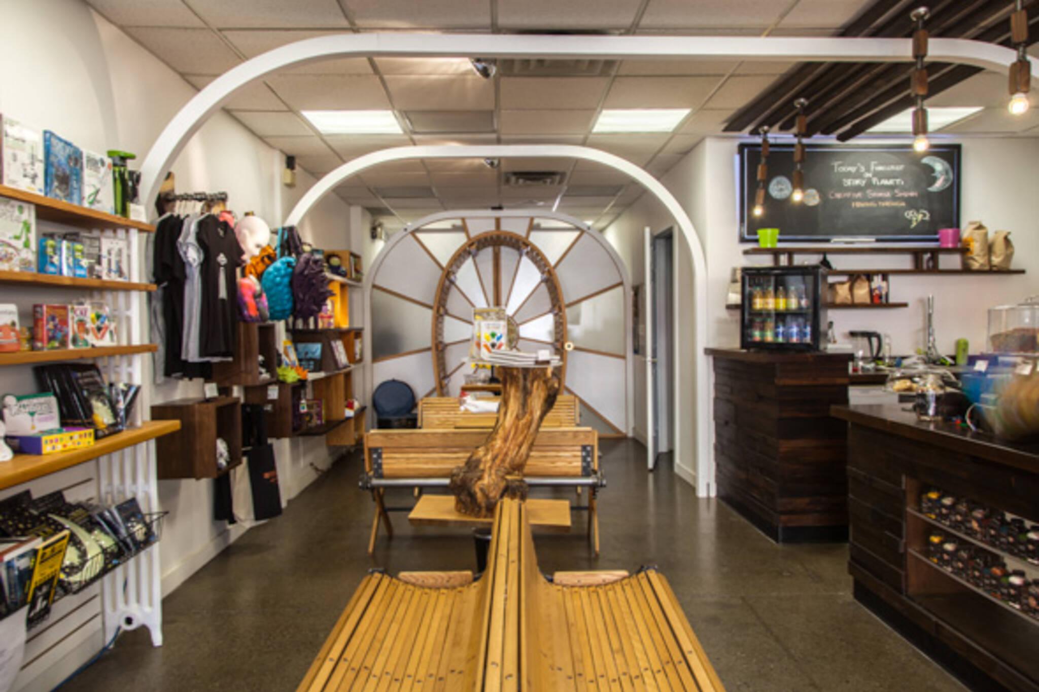 bloordale village shop cafe toronto