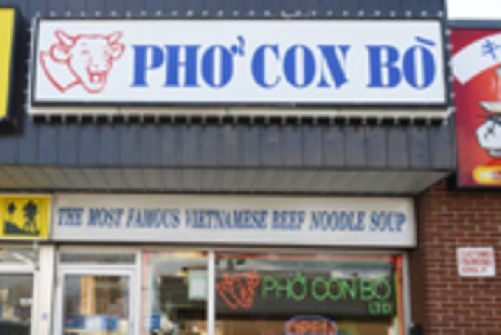 Pho Con Bo