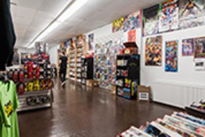 The Comic Pile