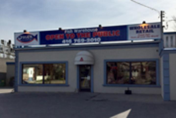 Osler Fish Warehouse