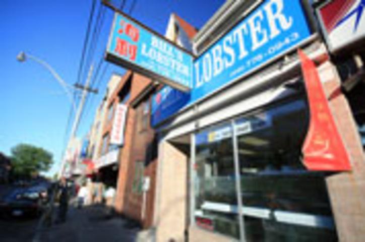 Bill's Lobster