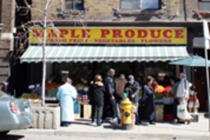 Maple Produce