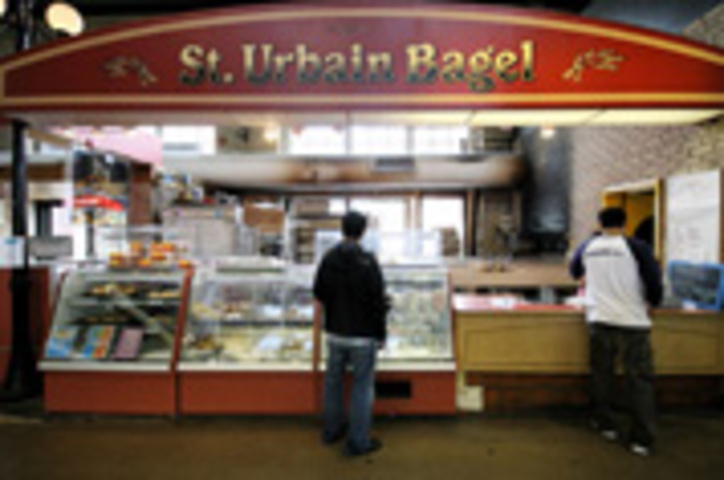 St. Urbain Bagels