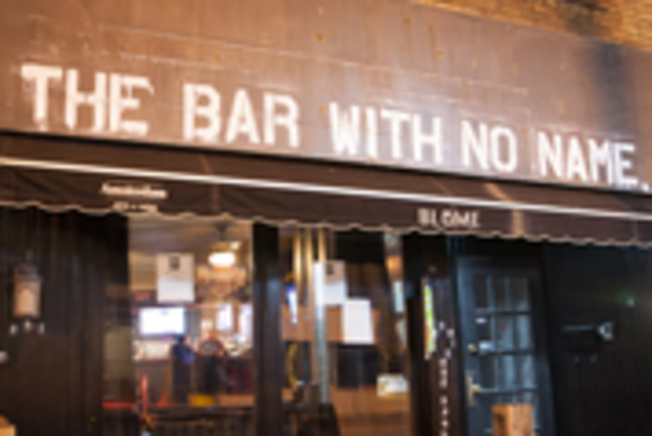 The Bar With No Name