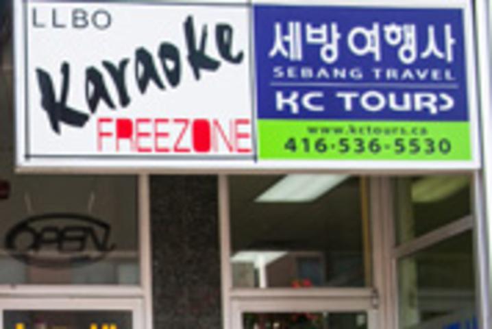 Freezone Karaoke
