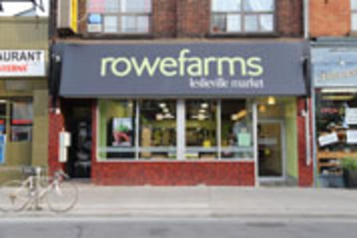 Rowe Farms (Leslieville)