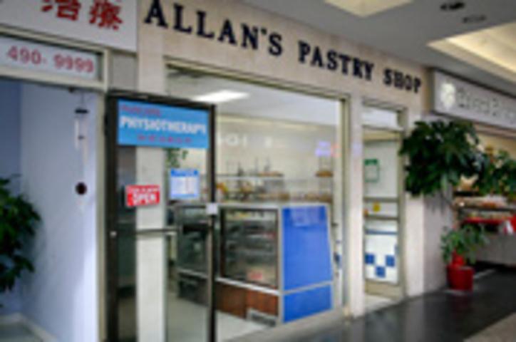 Allan's Pastry Shop