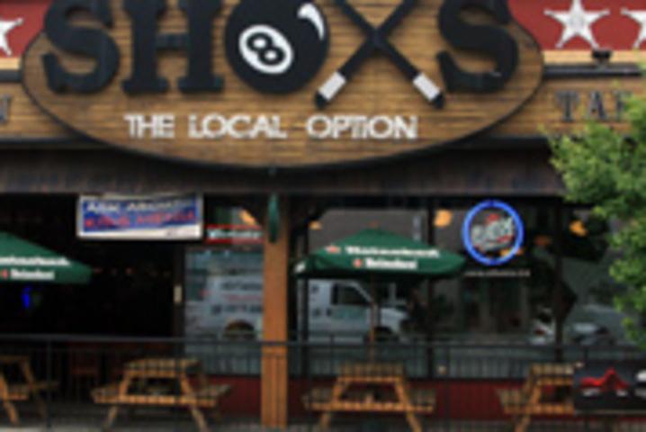 Shoxs Sports Saloon