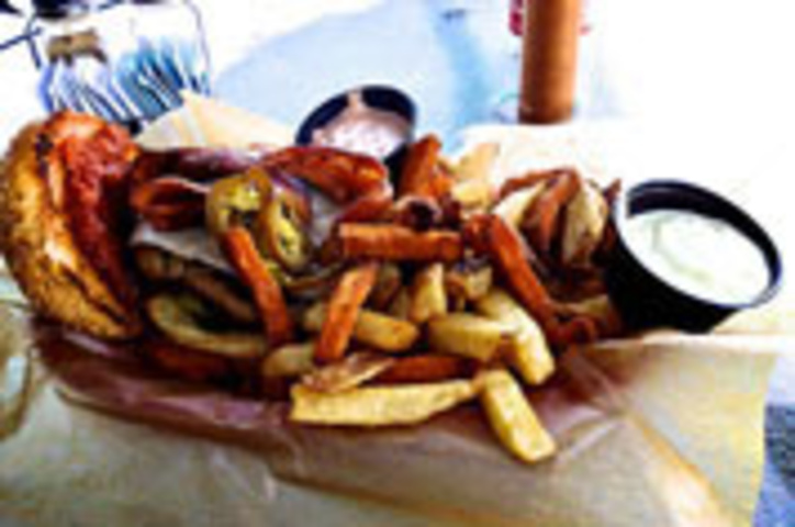 Woody's Burgers