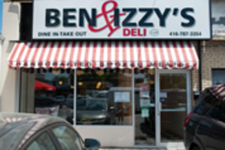 Ben & Izzy's Deli