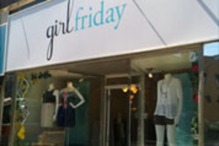 Girl Friday (Queen St.)