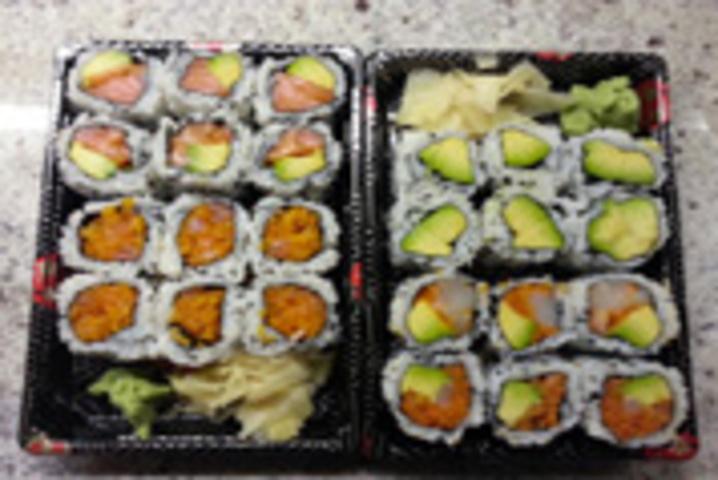 Kokoro Sushi (Harbourfront)