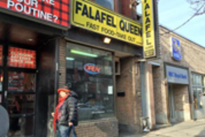 Falafel Queen