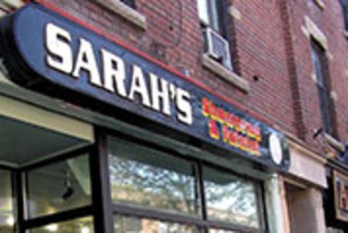 Sarah's Shawarma and Falafel
