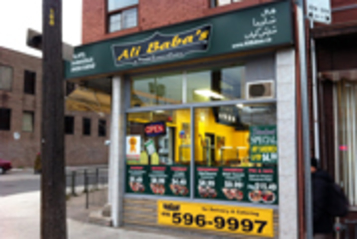 Ali Baba's (Church and Dundas)