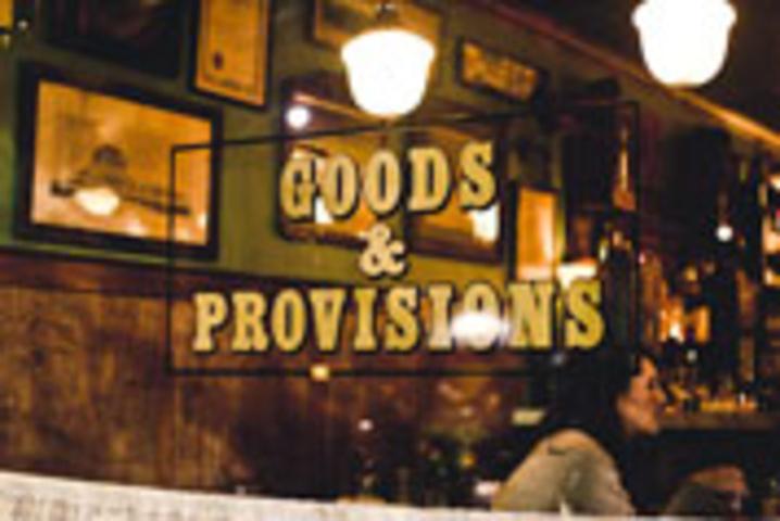 Goods & Provisions