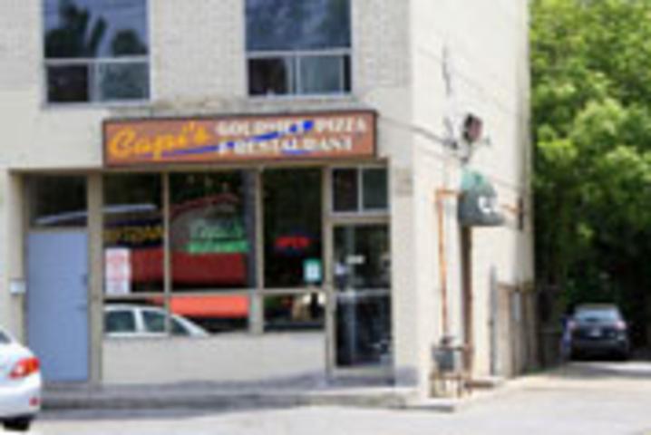 Capi's Gourmet Pizza & Restaurant