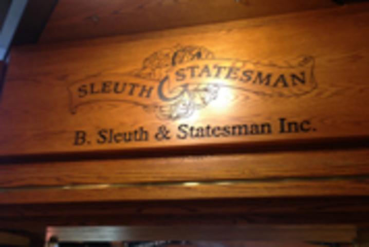 B. Sleuth & Statesman